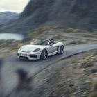 Porsche 718 Spyder (2020, Type 982, fourth generation) photos