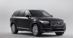 2020 Volvo XC90 Armoured: SUV turned into a bulletproof VIP van