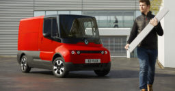 Renault Ez-Flex concept: Small boxy electric van has plenty of space