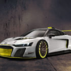 2020 Audi R8 LMS GT2 created for new racing category