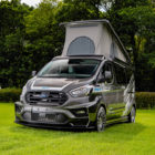 Ford Transit Custom Campervan (2019, Steve North, MS-RT) photos
