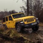 Jeep Wrangler (2019, JL, fourth generation, UK) photos