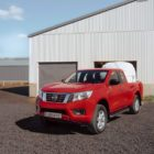 Nissan Navara (2019 facelift, D23, EU) photos