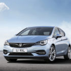 Vauxhall Astra (2019 facelift, Mark VII, J) photos