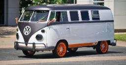 Volkswagen Type 20 concept marries Microbus with electric powertrain