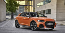 2020 Audi A1 Citycarver: Small hatch thinks it's an SUV