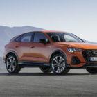 2020 Audi Q3 Sportback: Coupe SUV takes unusual name