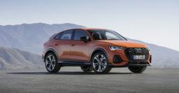 2020 Audi Q3 Sportback: Coupe SUV takes unusual name