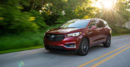2020 Buick Enclave: Facelift gains Sport Touring trim, revised looks