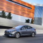 Hyundai Accent sedan (2020 update, HC, fifth generation, USA) photos