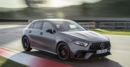 2020 Mercedes-AMG A45: Available with up to 500Nm (369 lb-ft)!