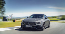 2020 Mercedes-AMG CLA45: Yours in sedan or wagon