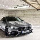 Mercedes-AMG CLA45S Shooting Brake (2020, X118) photos