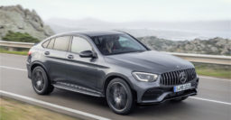 2020 Mercedes-AMG GLC43 facelift has more powerful twin-turbo V6