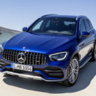 Mercedes-AMG GLC43 (2020 facelift, X253, first generation) photos