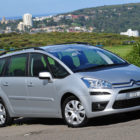 Citroen C4 Grand Picasso (2010-2013 facelift, first generation) photos