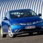 Honda Civic Type S 3-door (2006, FN, eighth generation, EU) photos