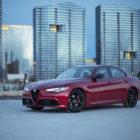 Alfa Romeo Giulia (2019, Type 952, first generation, USA) photos