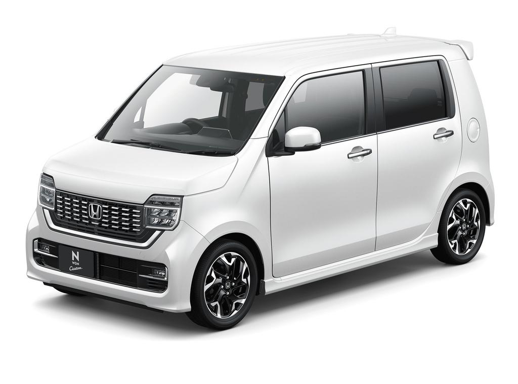 Honda N-Wgn Custom (2019, JH3/JH4, second generation) photos