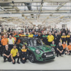 Mini's 10 millionth car (2019, Plant Oxford UK, F56) photos