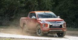 2019 Mitsubishi L200 Series 6: Facelifted pickup goes on sale in the UK