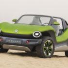 Volkswagen ID Buggy concept (2019) photos