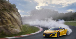 2020 Acura NSX gains Indy Yellow Pearl heritage paint option