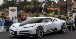 Bugatti Centodieci etymology: What does its name mean?