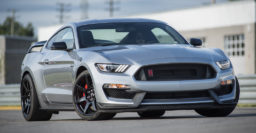 2020 Ford Mustang Shelby GT350R includes GT500 parts