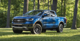 2020 Ford Ranger FX2: Offroading package for RWD pickup truck