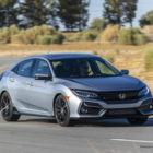 Honda Civic Sport Touring hatch facelift (2020, FK, 10th generation) photos