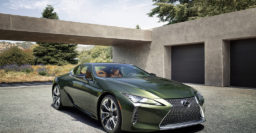 2020 Lexus LC Inspiration Series: Limited series makes us green with envy
