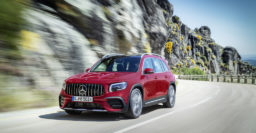 2020 Mercedes-AMG GLB35: Practical family SUV gets a little hot