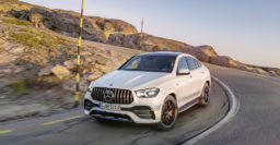 2020 Mercedes-AMG GLE53 Coupe has mild hybrid I6 powertrain