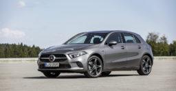 2020 Mercedes-Benz A250e & B250e: Plug-in hybrids sound slighty sporty
