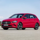 Mercedes-Benz B250e (2020, W247, third generation) photos