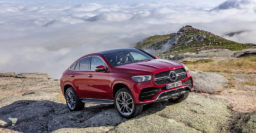2020 Mercedes-Benz GLE Coupe: The less practical midsize SUV returns