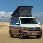 2020 Volkswagen California: Digital controls, upgraded living space
