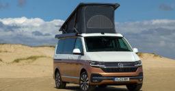 2020 Volkswagen California: Digital controls, upgraded living space