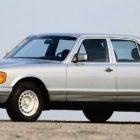 Mercedes-Benz S-Class (1979-1992, W126, second generation) photos