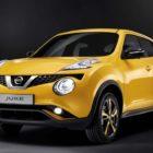 Nissan Juke (2014 facelift, F15, first generation) photos