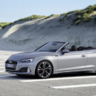 Audi A5 convertible (2020 facelift, Type 8W6, second generation) photos