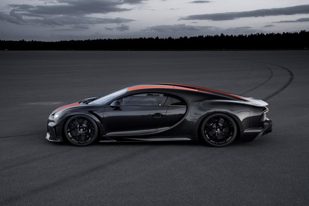 Bugatti Chiron Super Sport 300+ (2020, first generation ...