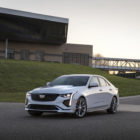 Cadillac CT4 Sport (2020, first generation) photos
