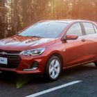 Chevrolet Onix Premier hatch (2020, second generation, Brazil) photos