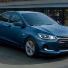 Chevrolet Onix sedan (2020, second generation, Mexico) photos