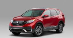 2020 Honda CR-V Hybrid: Accord powertrain adopted for crossover