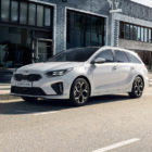 Kia ceed Sportwagon PHEV (2020, third generation, CD) photos