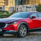 Mazda CX-30 (2020, first generation, EU) photos