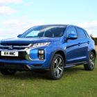 Mitsubishi ASX (2020 facelift, XC, first generation, UK) photos